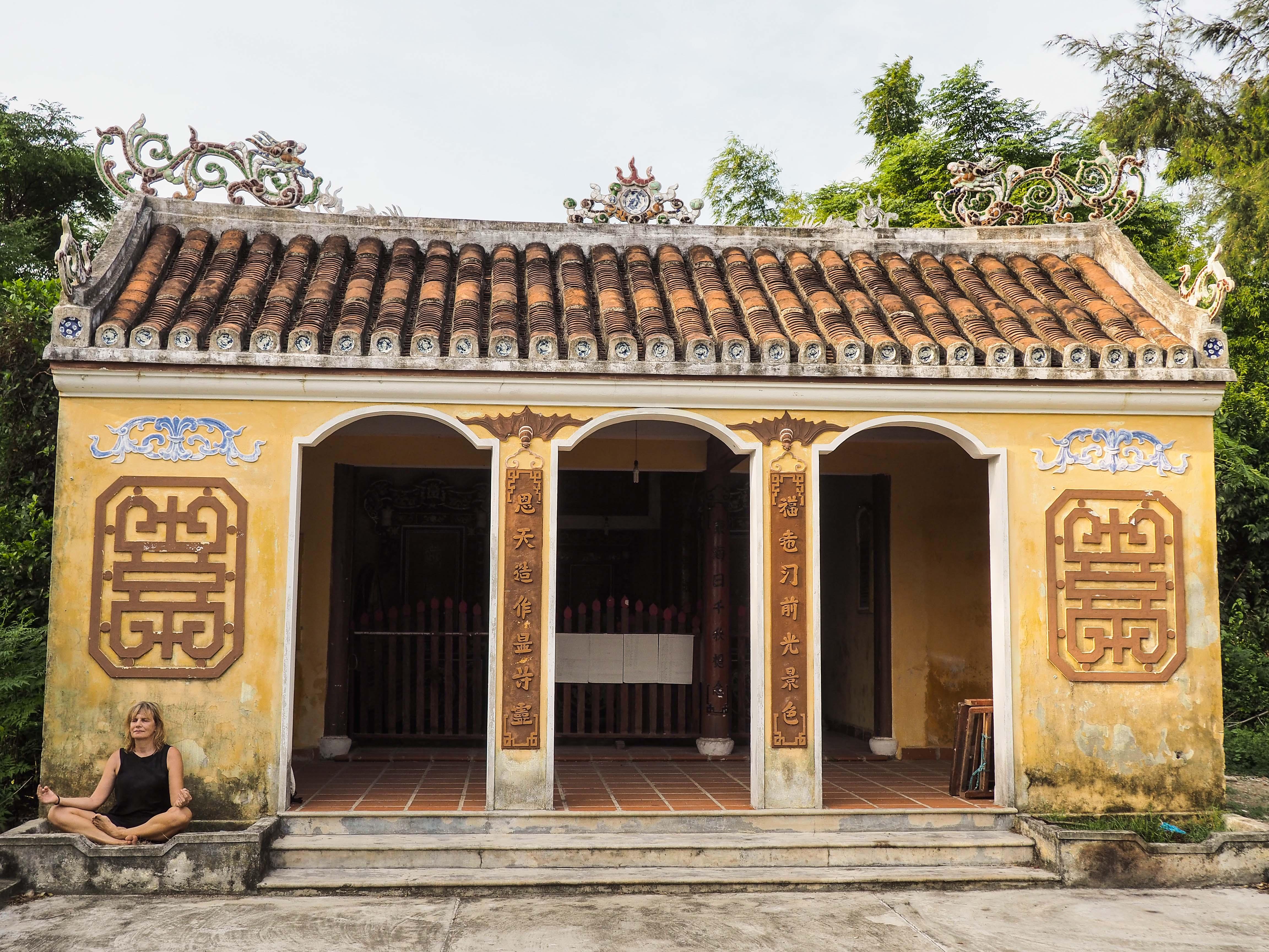 feeling grounded in rural Vietnam