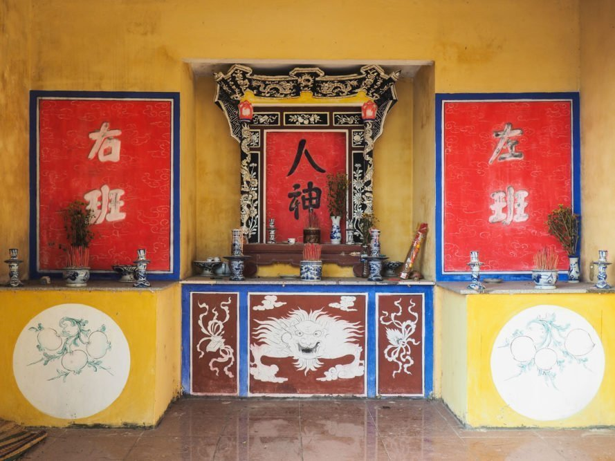 grounded in rural Vietnam's spiritual practices