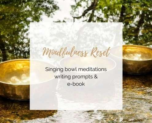 Mindfulness gift ideas - meditation pack