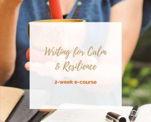 Mindfulness Gift Ideas - writing E-course
