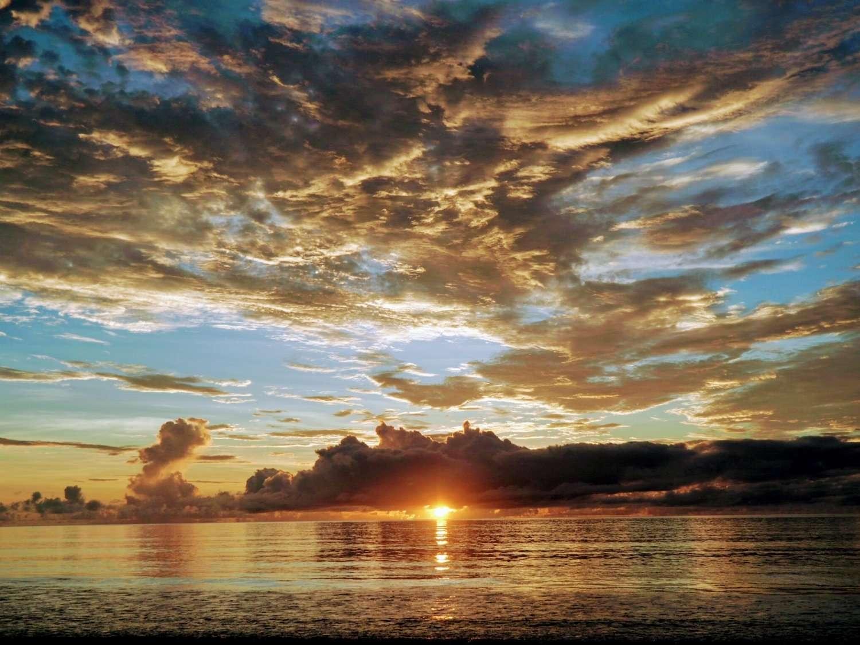 Morning Routine, sunrise